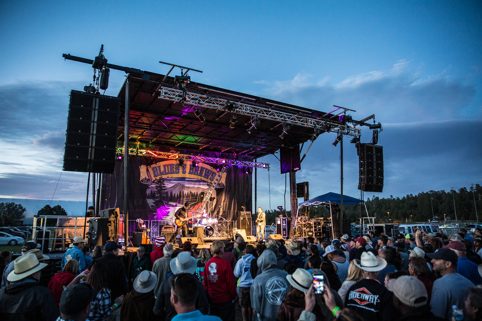 Lineup | Flagstaff Blues and Brews Music Festival
